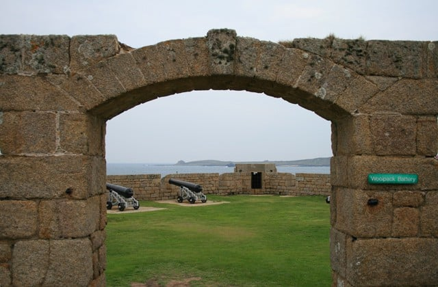 Garrison, Isles of Scilly, Cornwall