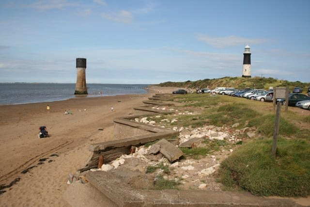 Spurn Head Lighthouse, Hull, East Riding of Yorkshire