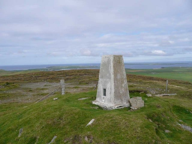 Fitty Hill, Westray, Orkney Islands