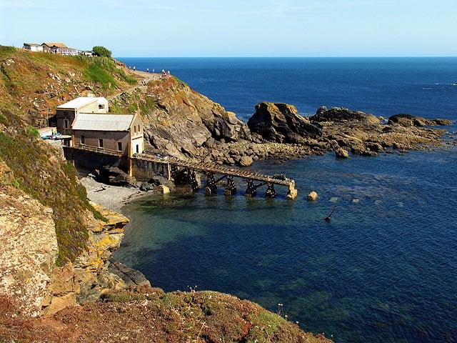 Lizard Point, The Lizard, Cornwall