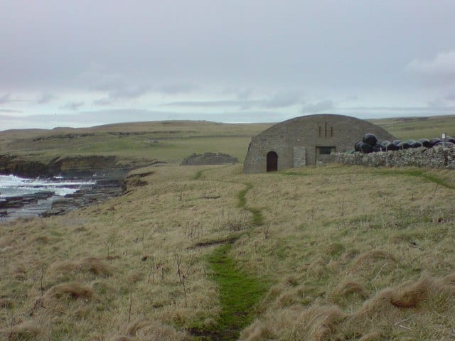 Midhowe-Cairn