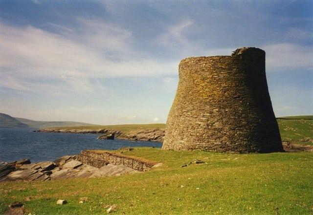 Mousa Broch, Mousa, Shetland Islands
