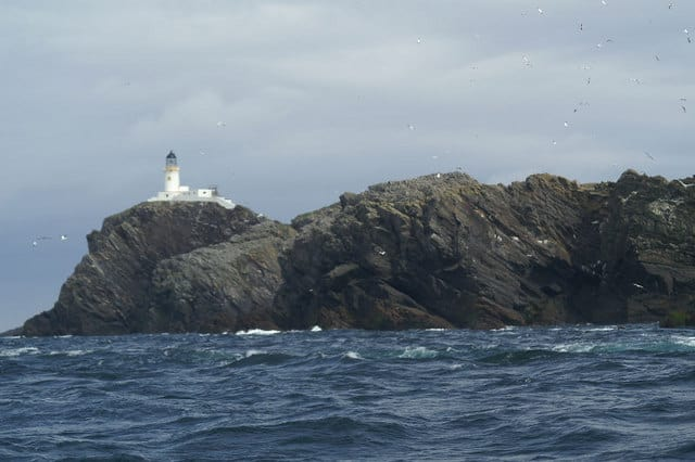 Muckle Flugga, Unst, Shetland Islands