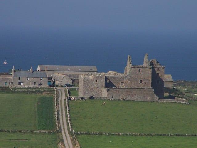 Noltland Castle, Westray, Orkney Islands