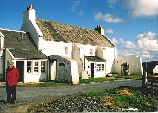 Old Haa Museum, Isle of Yell, Shetland Islands