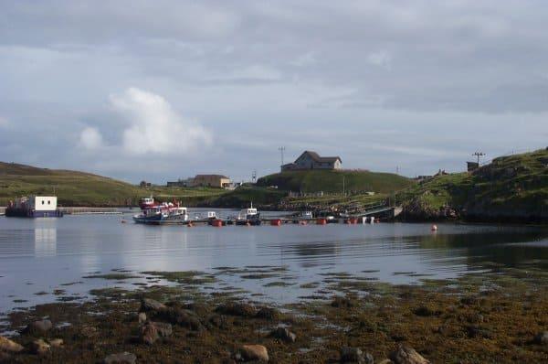 Out Skerries, Shetland Islands