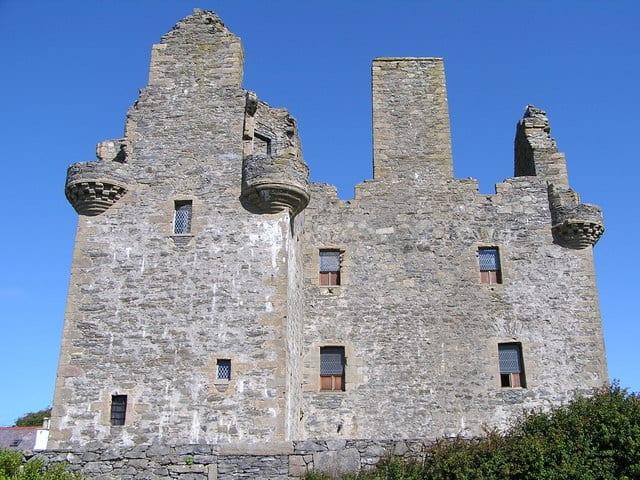 Scalloway Castle, Shetland, Shetland Islands