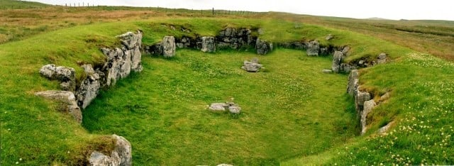 Staneydale-Temple