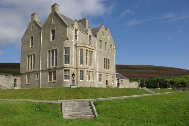 Trumland House, Rousay, Orkney Islands