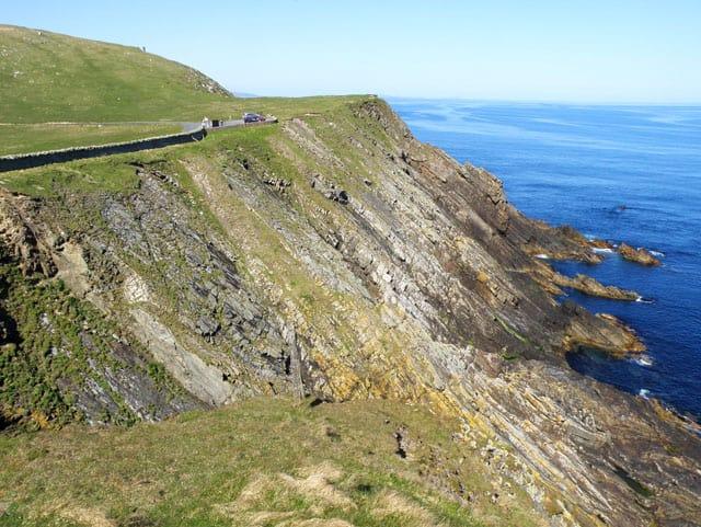 Sumburgh head, Shetland, Shetland Islands