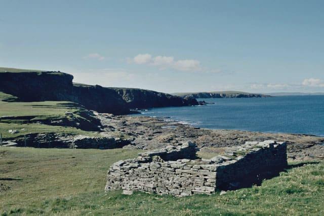 Isle of Noss, Shetland Islands