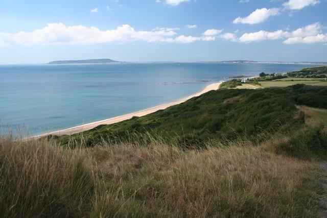 Ringstead Bay beach, Weymouth, Dorset