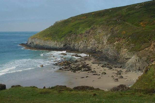 Porthmelgan-beach