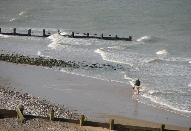 Cromer beach, Cromer, Norfolk