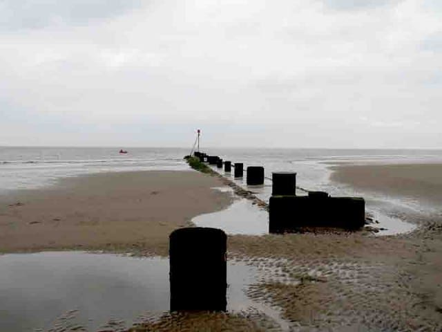 Mablethorpe Town beach, Mablethorpe, Lincolnshire
