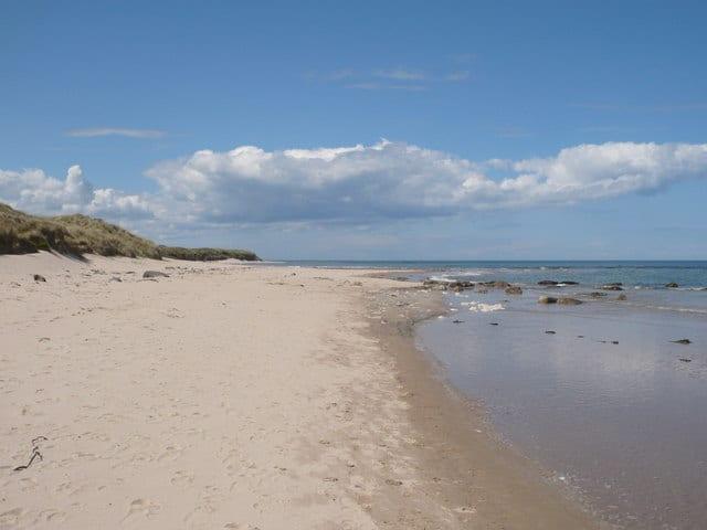 Seahouses-North-beach