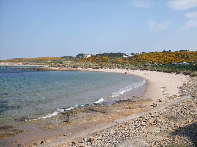 Hopeman East beach, Elgin, Moray