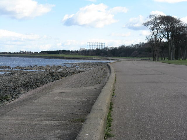 Silverknowes beach, Edinburgh