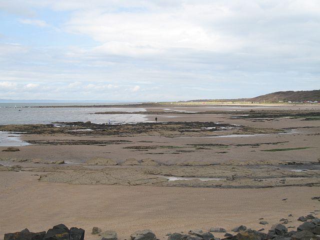 Longniddry-beach