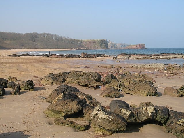 Seacliff beach, North Berwick, East Lothian