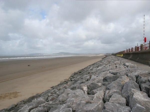 Aberavon beach, Port Talbot, Neath and Port Talbot