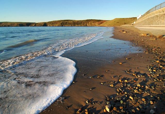 Aberdaron beach, Llyn Peninsula, Gwynedd