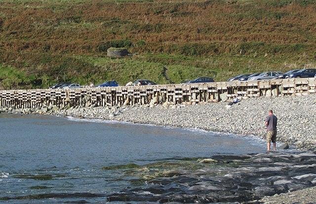 Abereiddy-Bay-beach