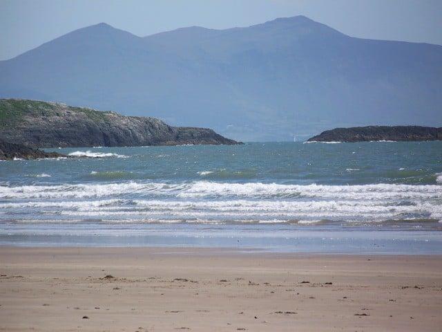 Aberffraw Bay beach, Aberffraw, Isle of Anglesey