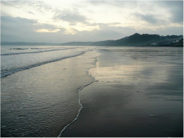 Amroth beach, Amroth, Pembrokeshire