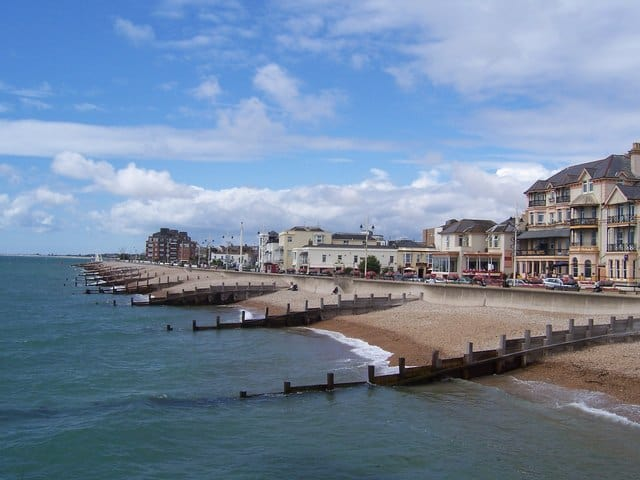 Wildlife Pictures From Bognor Regis To South Africa Are: Bognor Regis West Beach (West Sussex)