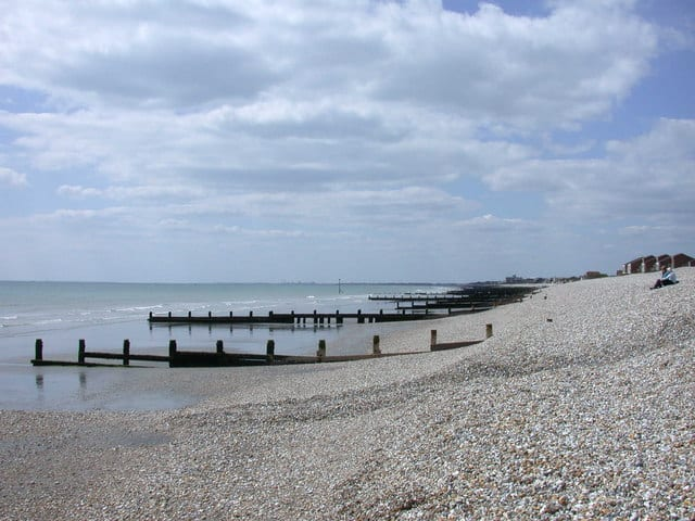 Bracklesham-Bay-beach