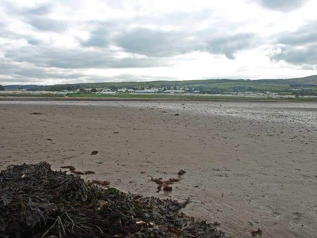 Craig Tara beach, Ayr, Ayrshire