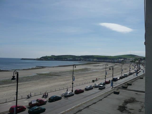 Douglas Broadway beach, Douglas, Isle of Man