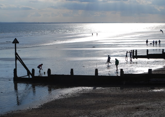 East Wittering beach, Chichester, West Sussex