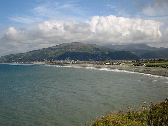 Fairbourne-beach