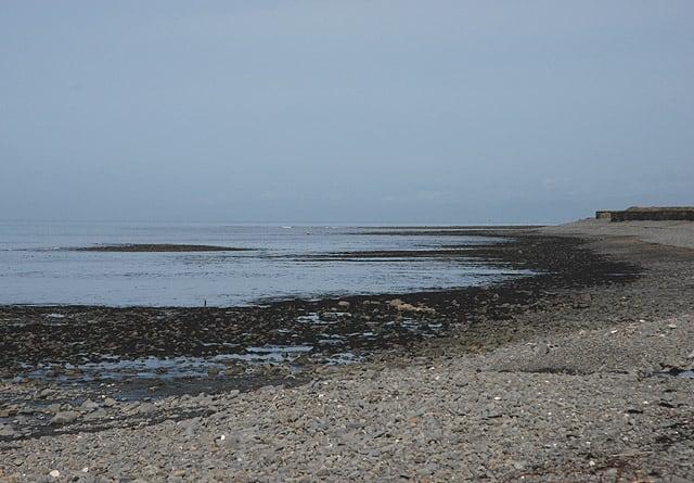 Morfa-beach