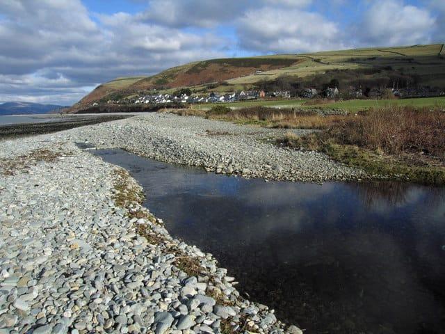 Llwyngwril beach, Barmouth, Gwynedd