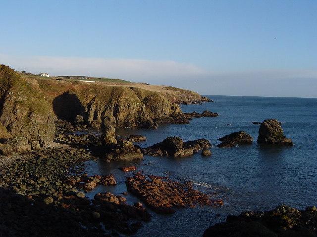 Muchalls beach, Aberdeen