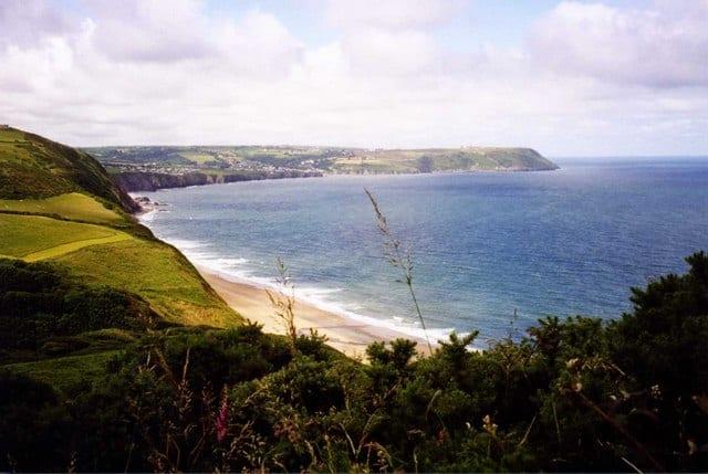 Penbryn-Beach
