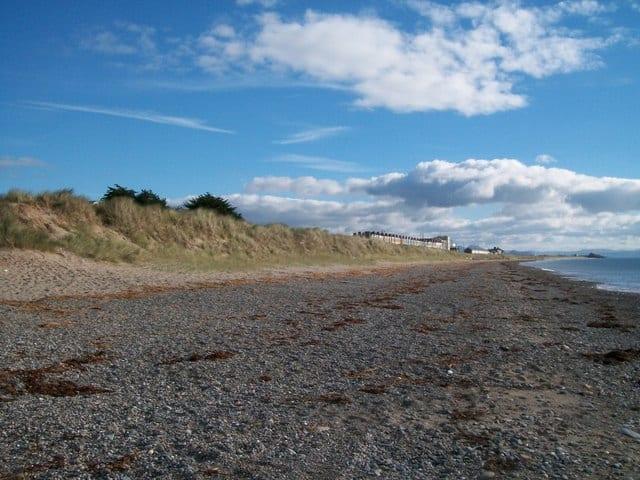 Pwllheli beach, Llyn Peninsula, Gwynedd