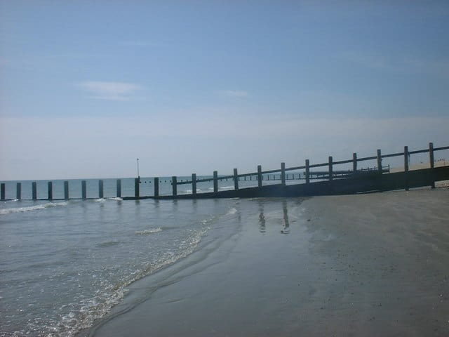 Selsey-West-beach