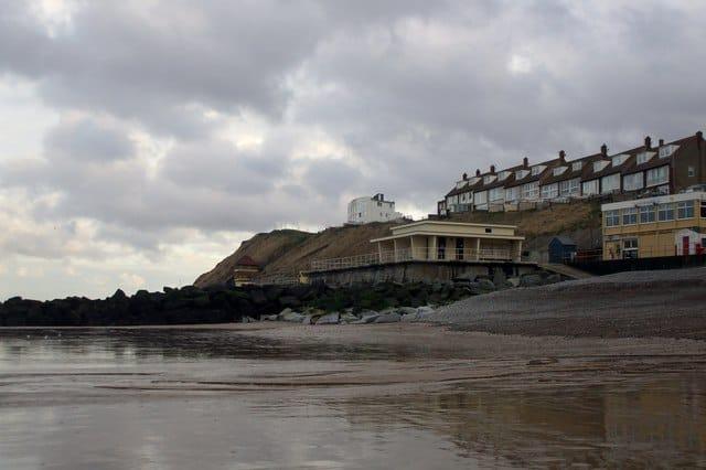Sheringham beach, Sheringham, Norfolk