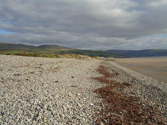 Tal-y-bont-beach