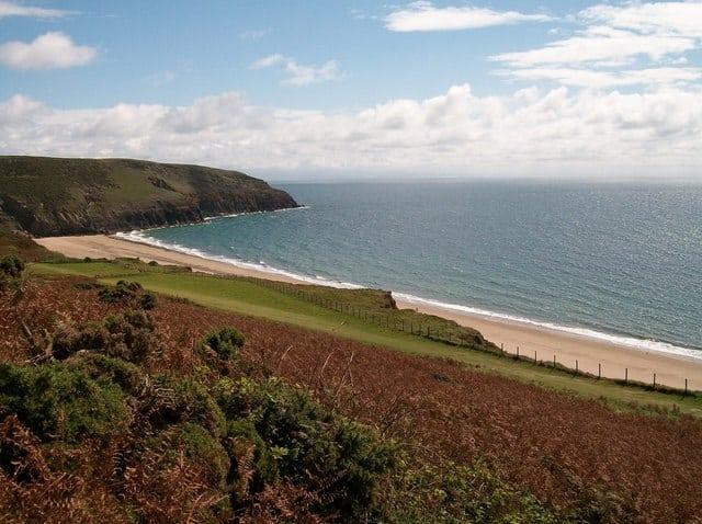 Porth Ceiriad beach, Llyn Peninsula, Gwynedd