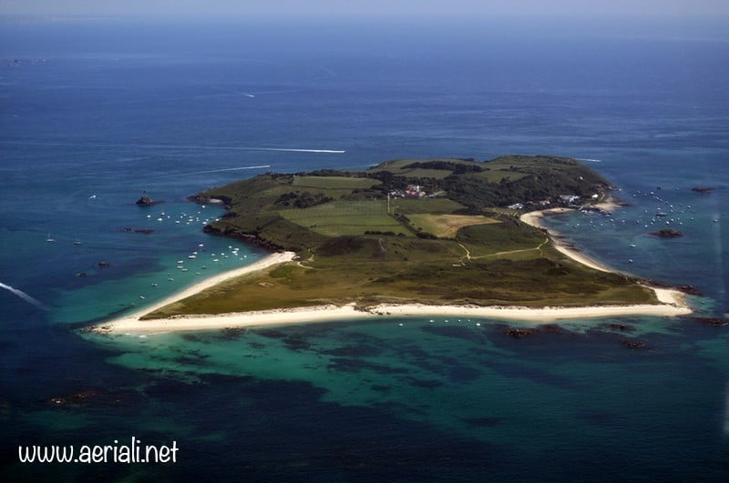 Mouisonniere beach, Herm Island, Guernsey, Channel Islands