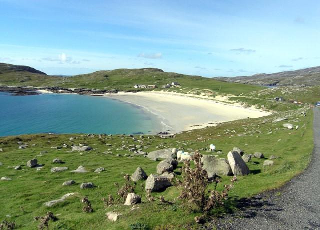 Huisinish beach, Isle of Harris, Outer Hebrides