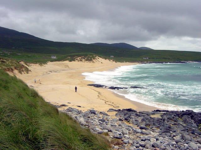 Borve-beach
