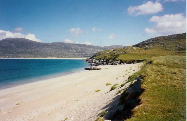 Horgabost beach, Isle of Harris, Outer Hebrides