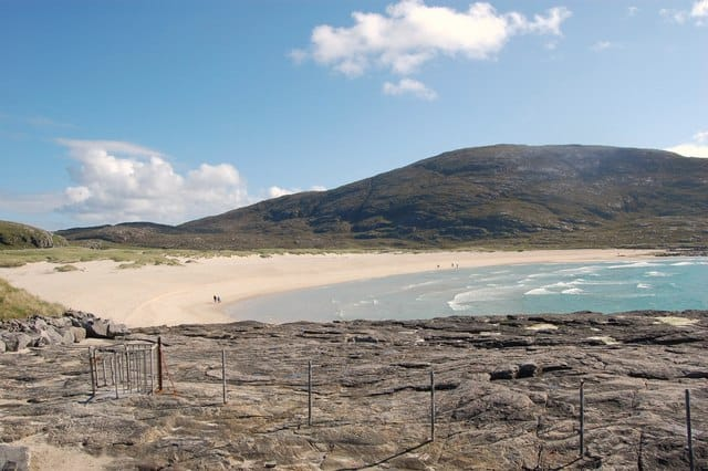 Tangasdale beach, Isle of Barra, Outer Hebrides