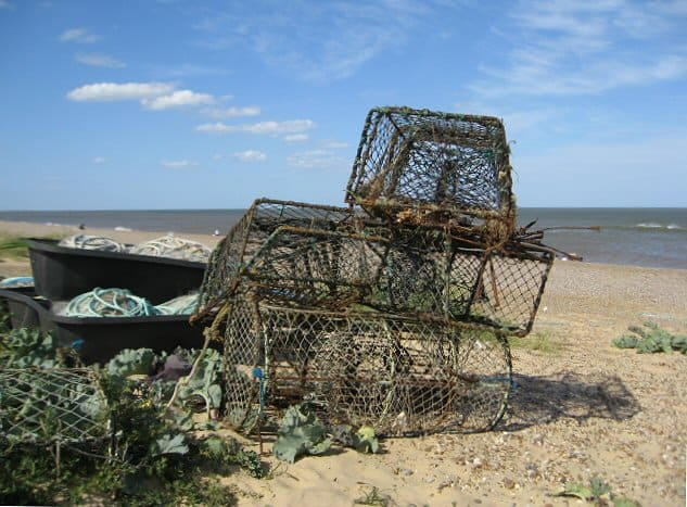 Sizewell beach, Leiston, Suffolk
